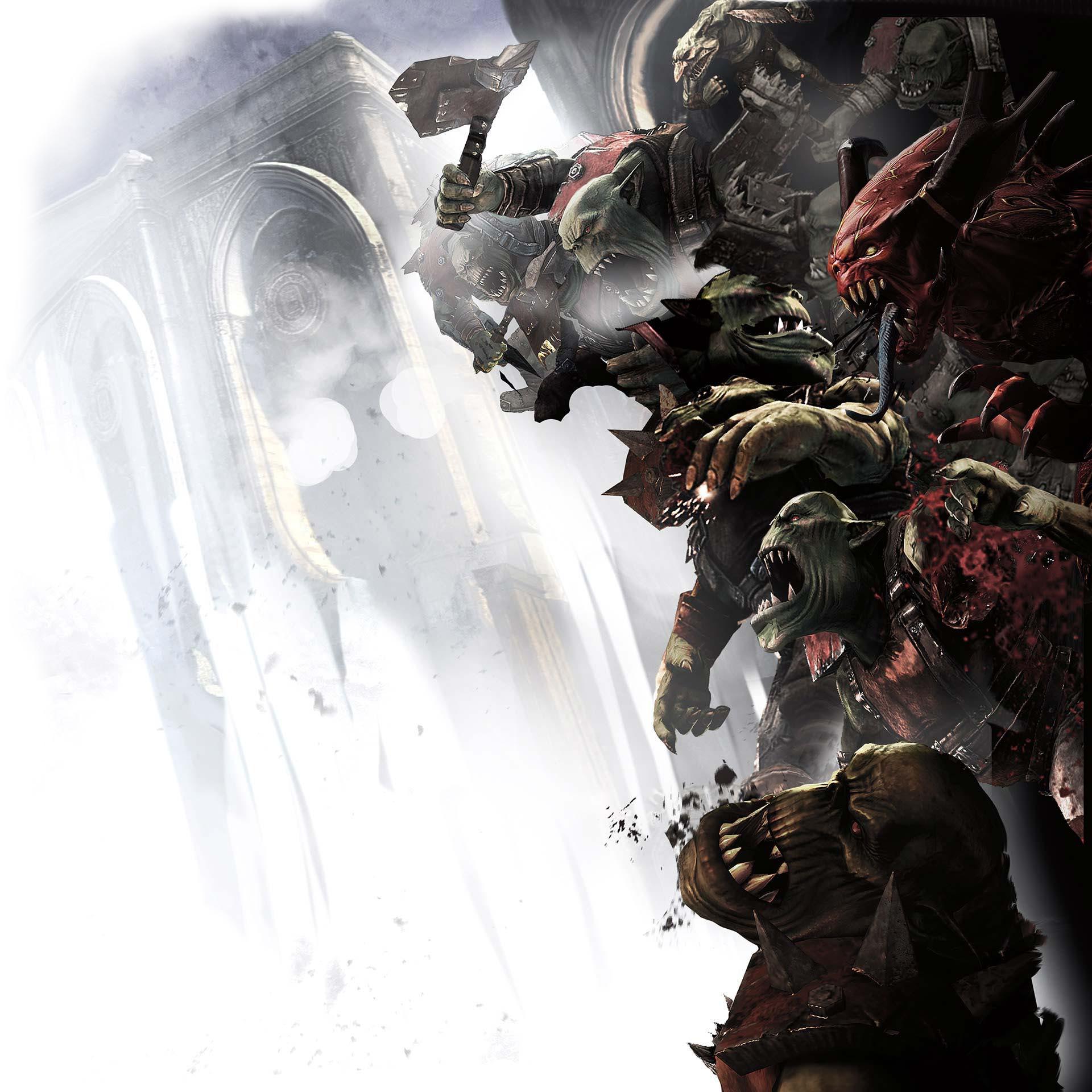 Dawn Of War 3 Concept Art